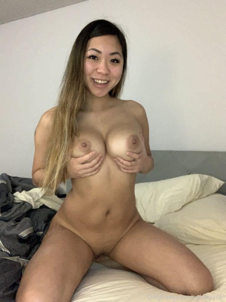 Ashley Aoki Onlyfans Nudes Leaked! 0005