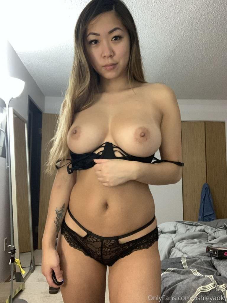 Ashley Aoki Onlyfans Nudes Leaked! 0013