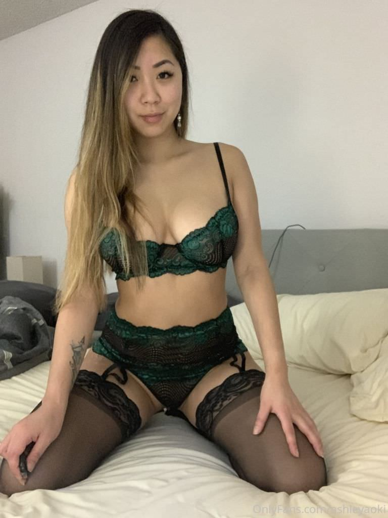 Ashley Aoki Onlyfans Nudes Leaked! 0037