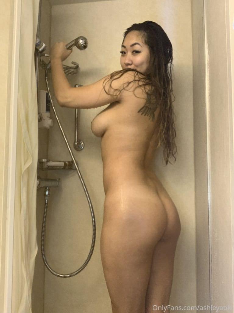 Ashley Aoki Onlyfans Nudes Leaked! 0041