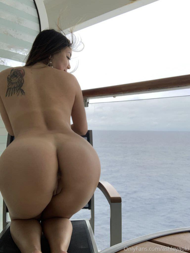 Ashley Aoki Onlyfans Nudes Leaked! 0047