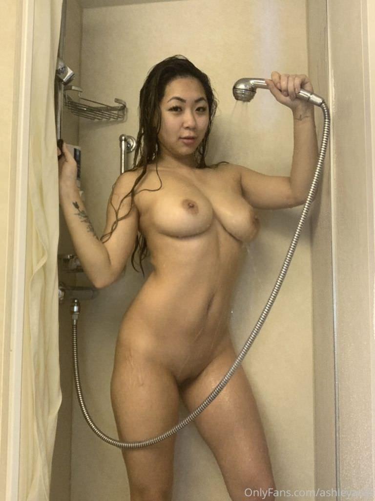 Ashley Aoki Onlyfans Nudes Leaked! 0062