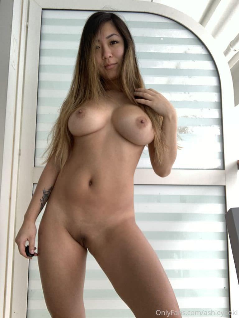 Ashley Aoki Onlyfans Nudes Leaked! 0076