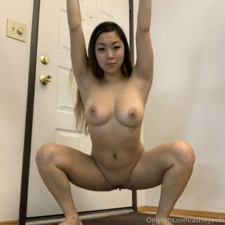 Ashley Aoki Onlyfans Nudes Leaked! 0087