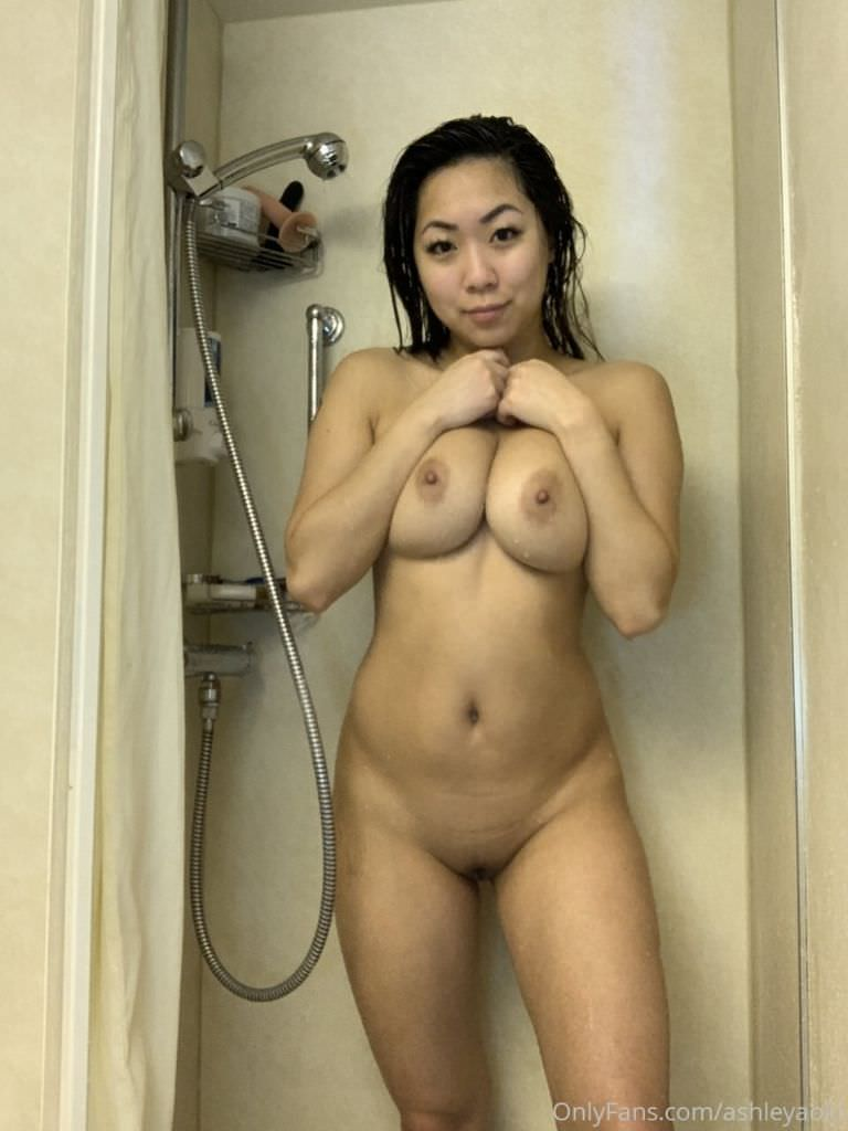 Ashley Aoki Onlyfans Nudes Leaked! 0093