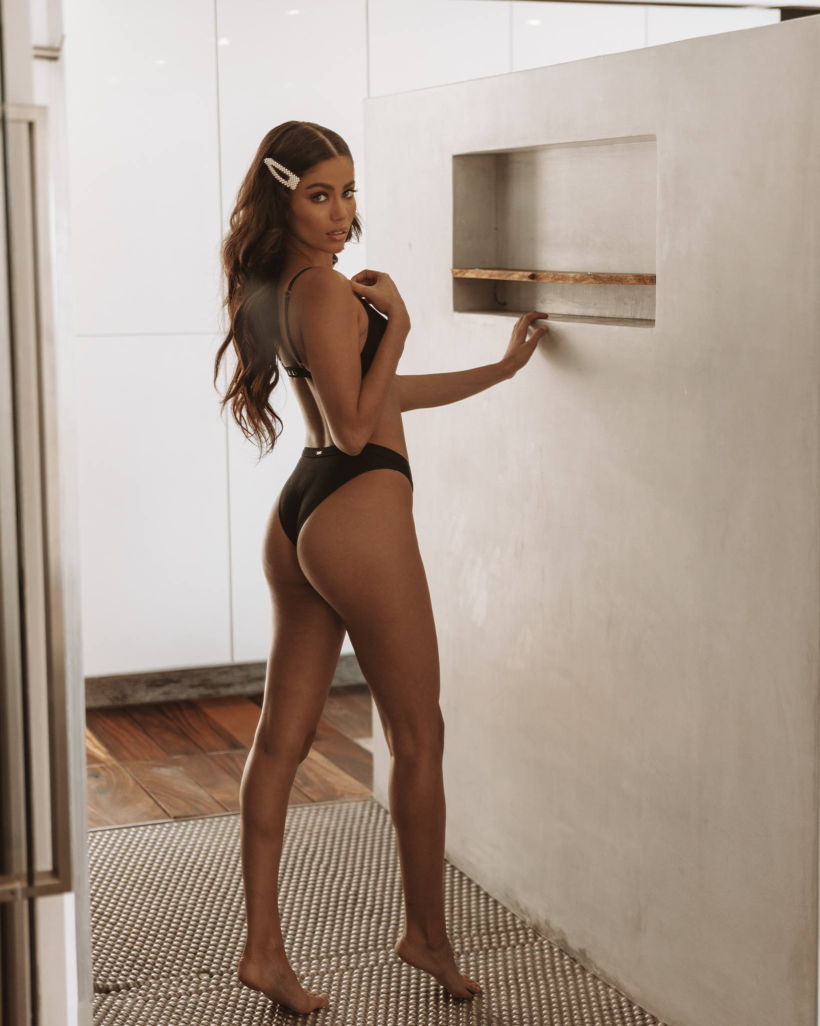 Audreyana Michelle – Hot Ass In Sexy Photoshoot For X Gooseberry Intimates Swimwear 2020 0017