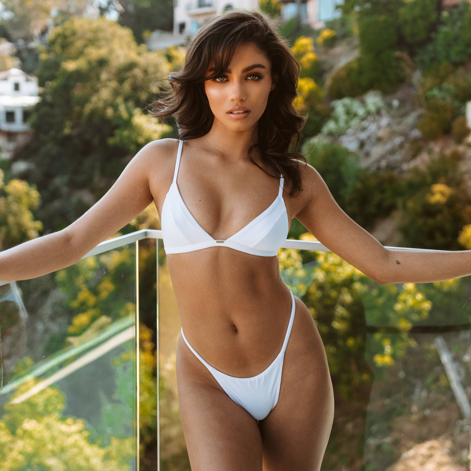 Audreyana Michelle – Hot Ass In Sexy Photoshoot For X Gooseberry Intimates Swimwear 2020 0029