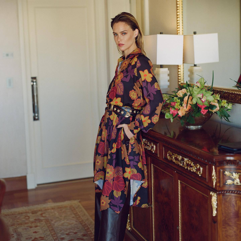 Bar Refaeli – Sexy Legs In Photoshoot For Dodo Bar Or Clothing Line 0007