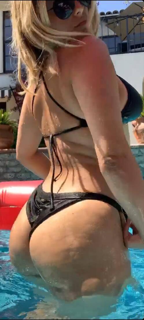 Bebe Rexha – Fantastic Big Ass In Sexy Bikini Video 0007