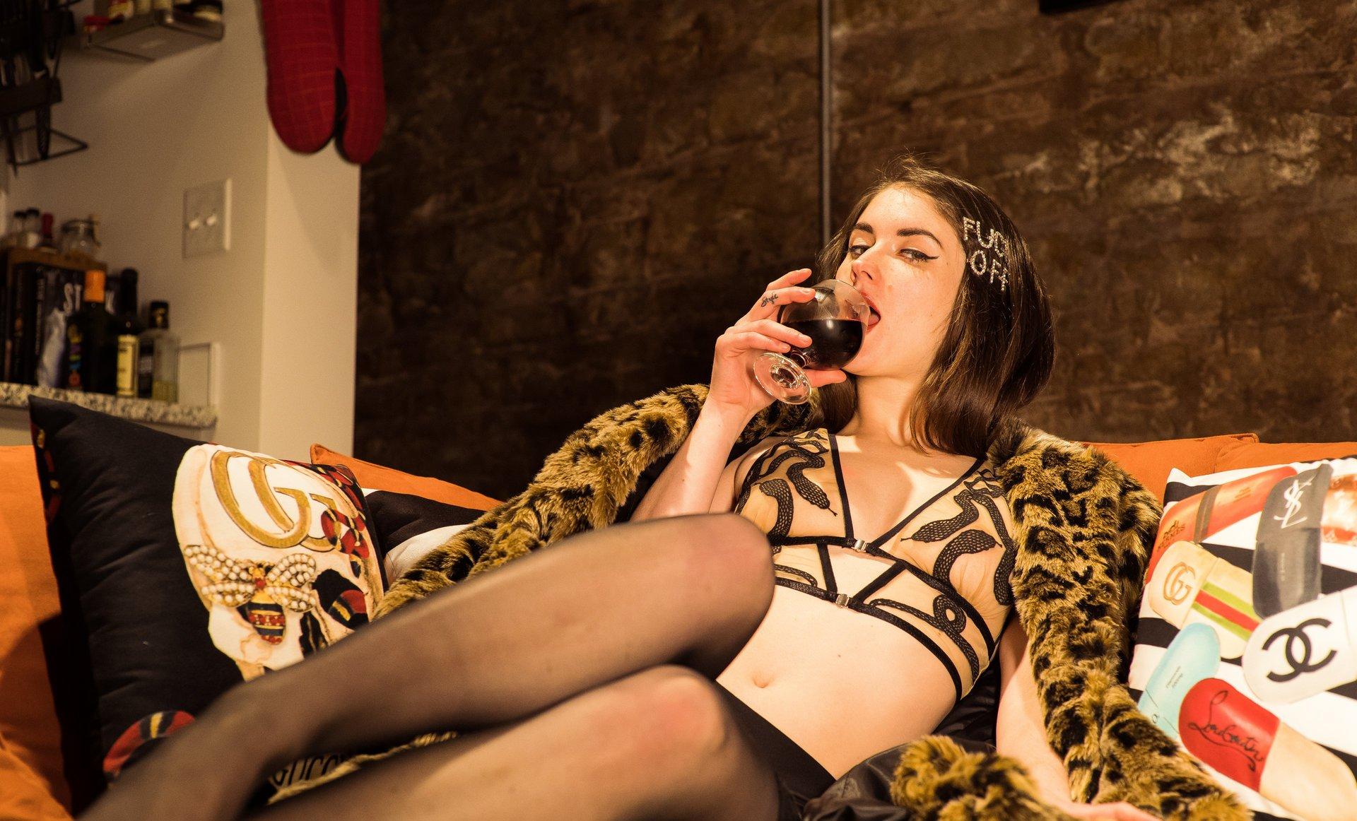 Bella Donna Bellatrixortreat Nudes Leaks 0007