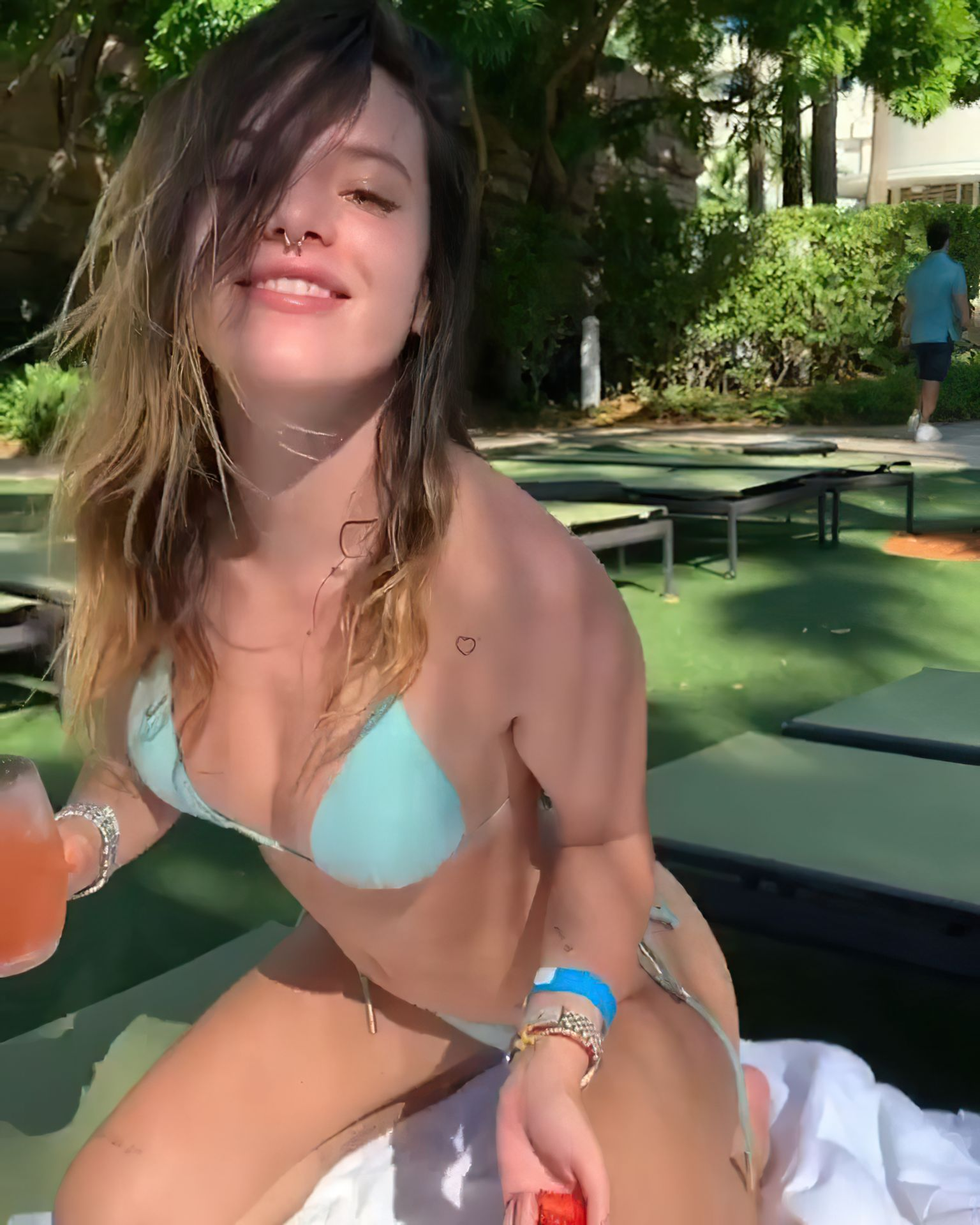 Bella Thorne Leaked The Fappening & Sexy 0059