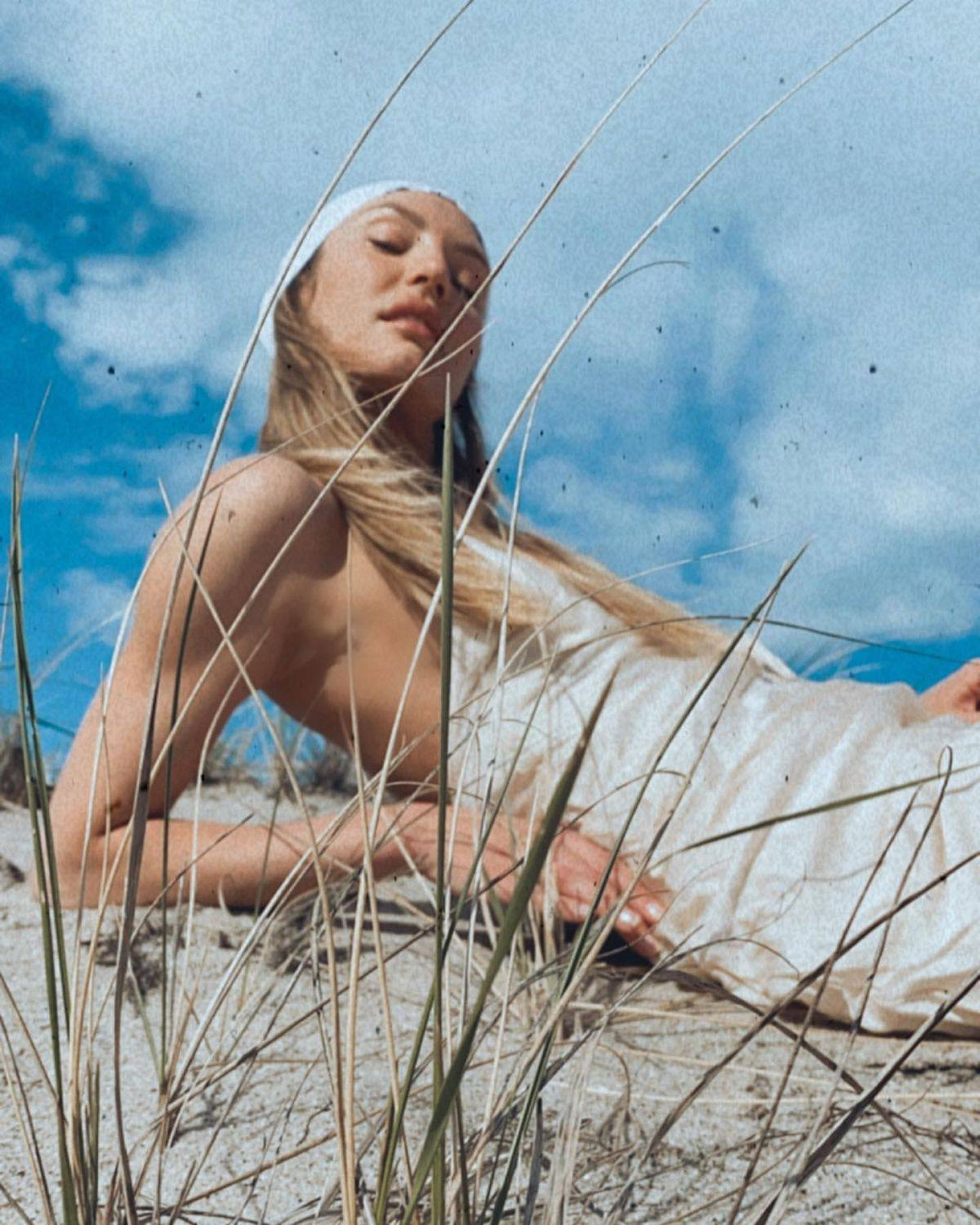 Candice Swanepoel – Beautiful In Photoshoot By Elizabeth Sulcer 0009
