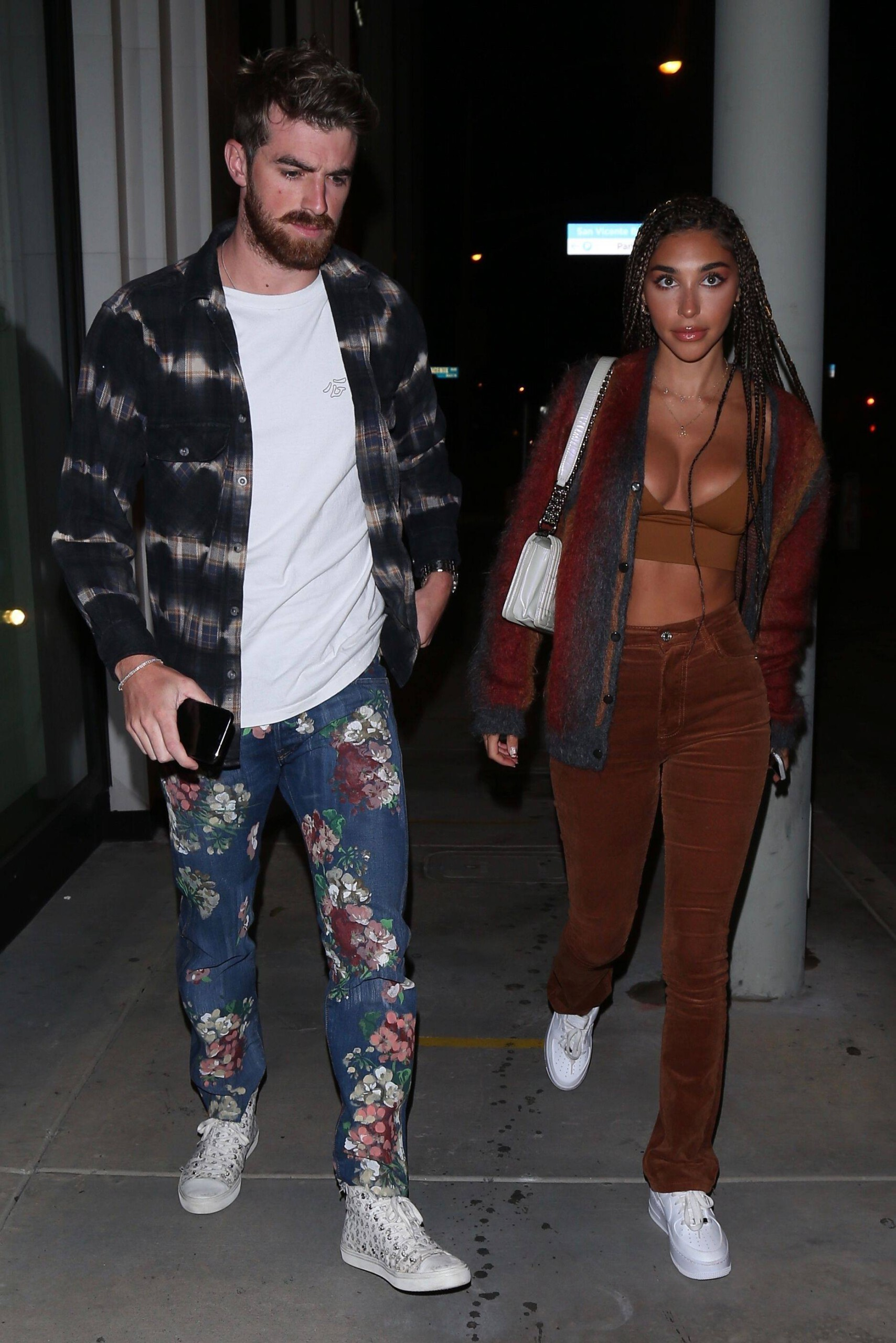 Chantel Jeffries – Sexy Boobs In Big Cleavage At Catch Restaurant In West Hollywood 0006