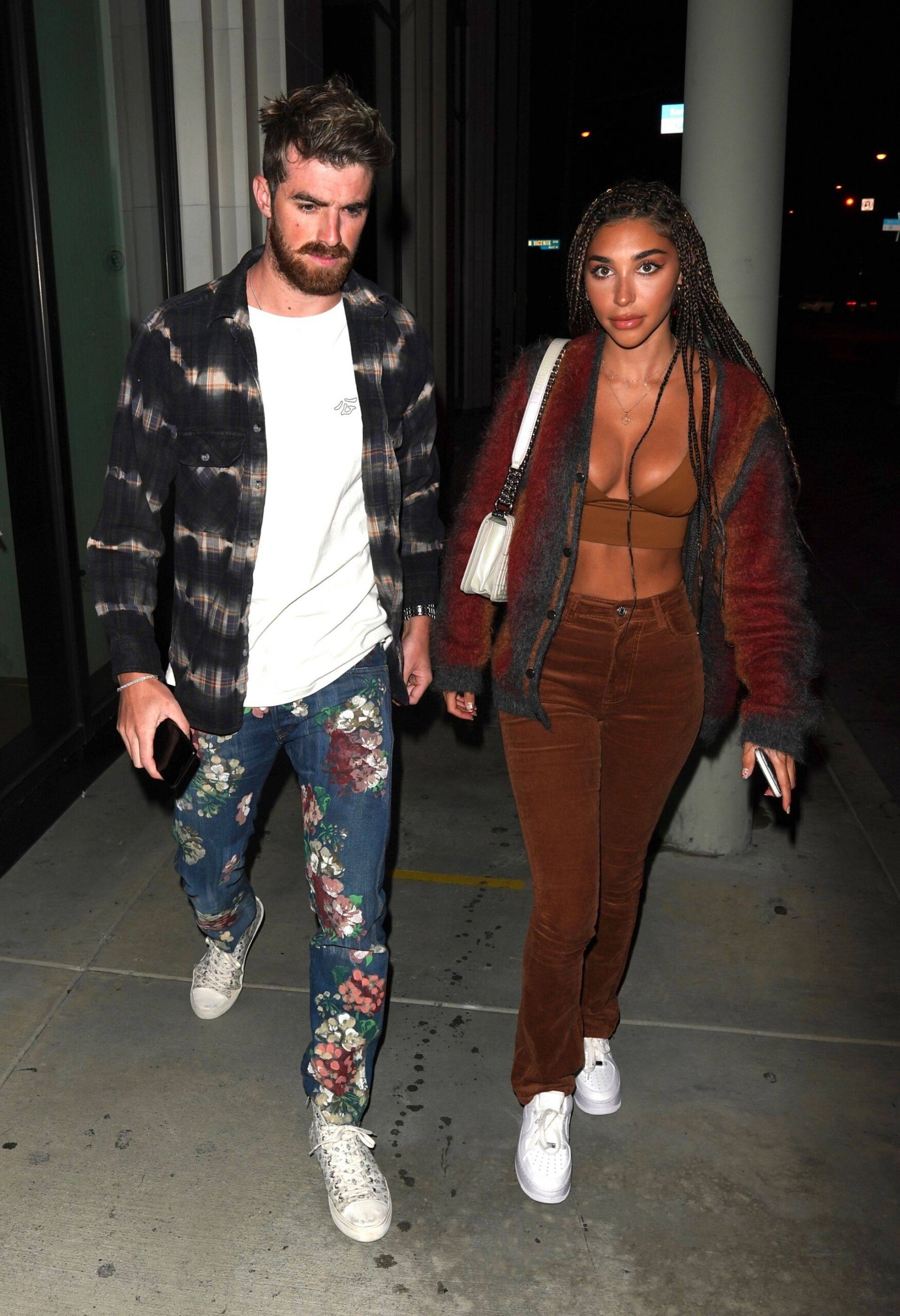 Chantel Jeffries – Sexy Boobs In Big Cleavage At Catch Restaurant In West Hollywood 0012