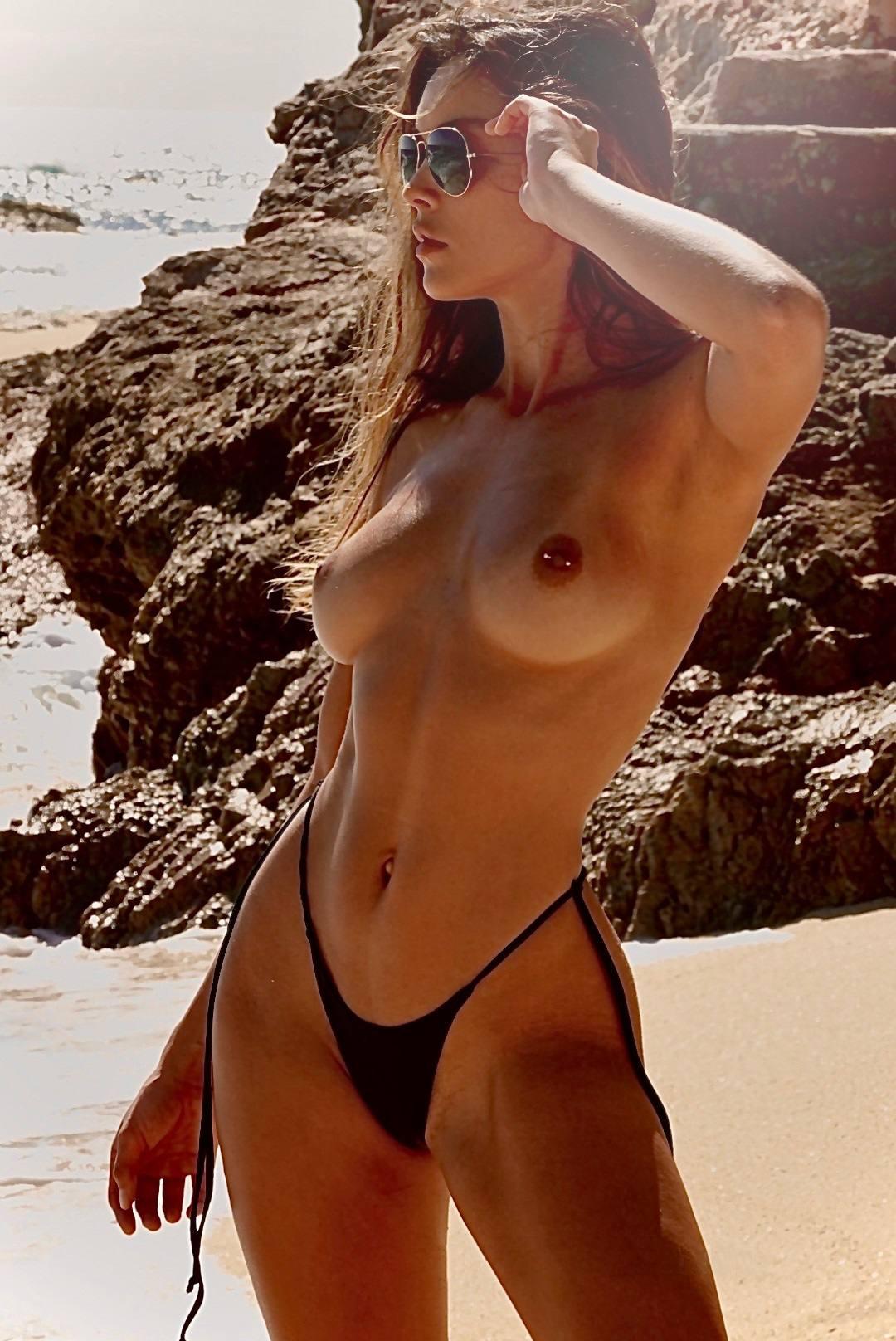 Cherokee Luker – Sexy Boobs In Beautiful Topless Photoshoot By Josh Ryan (nsfw) 0014