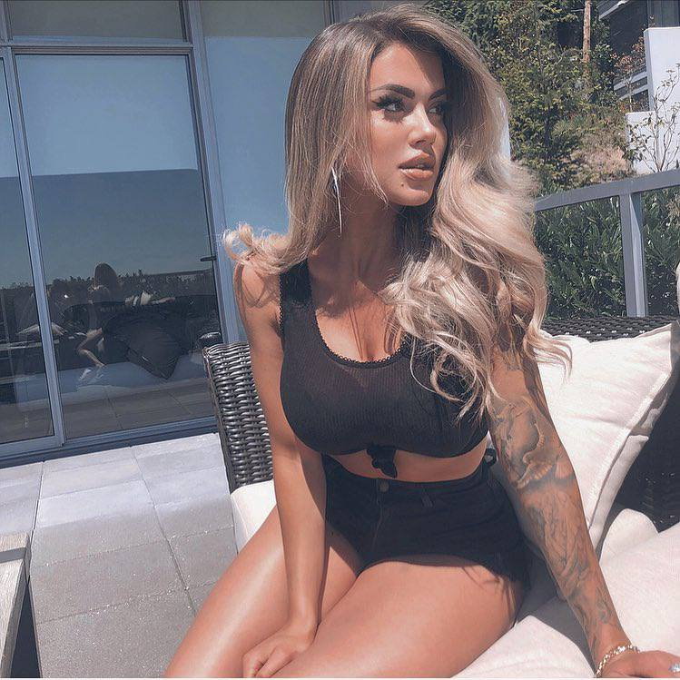 Christina Jane Summer – Big Sexy Boobs In Hot Instagram Pics 0031