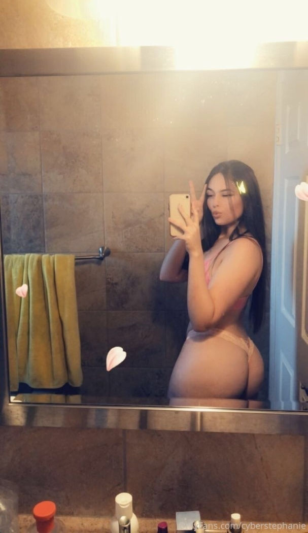 Cyberstephanie Onlyfans Nude Leaked Photos 0131
