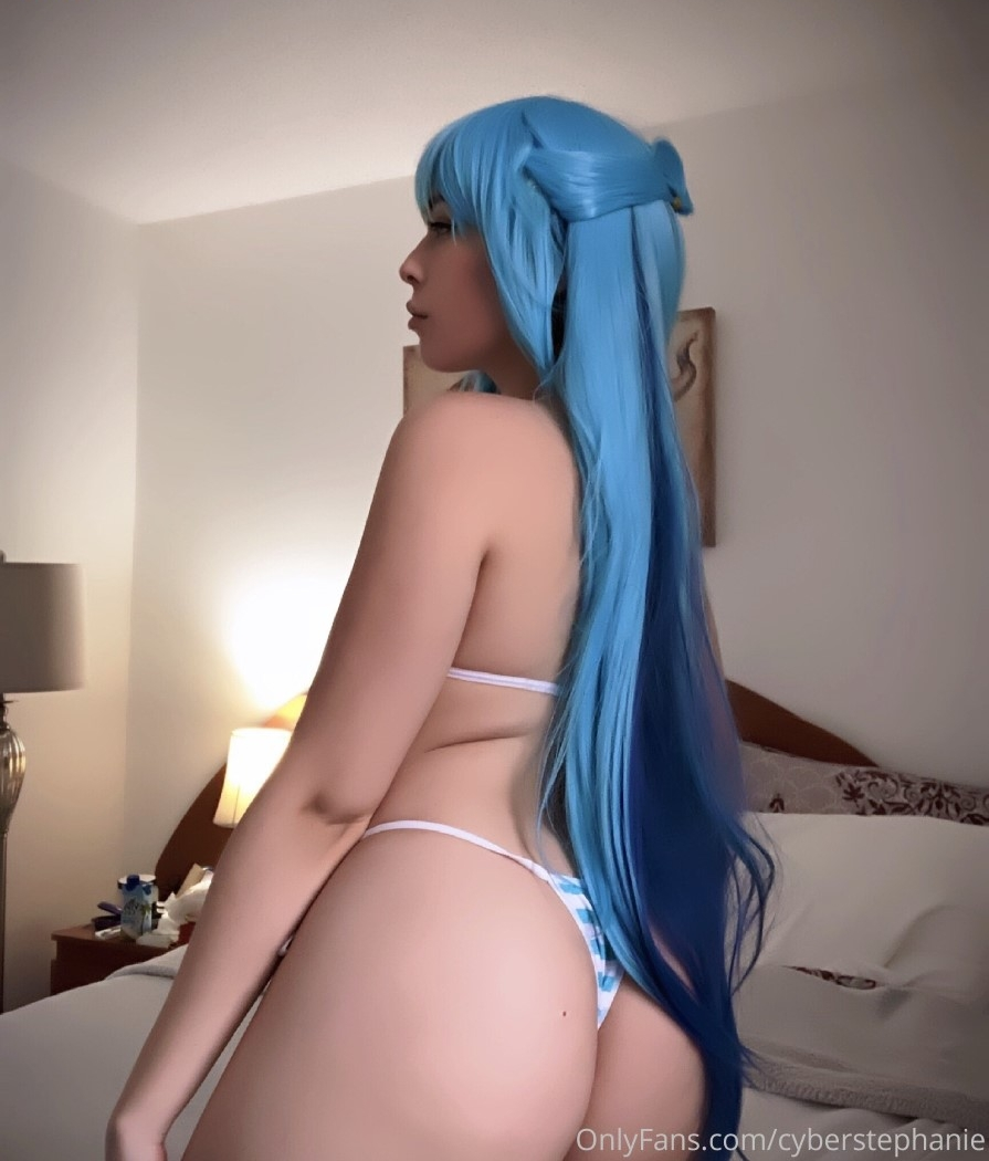 Cyberstephanie Onlyfans Nude Leaked Photos 0132