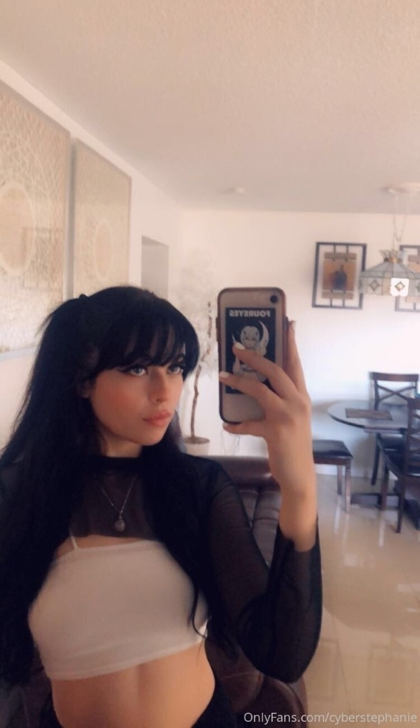 Cyberstephanie Onlyfans Nude Leaked Photos 0138