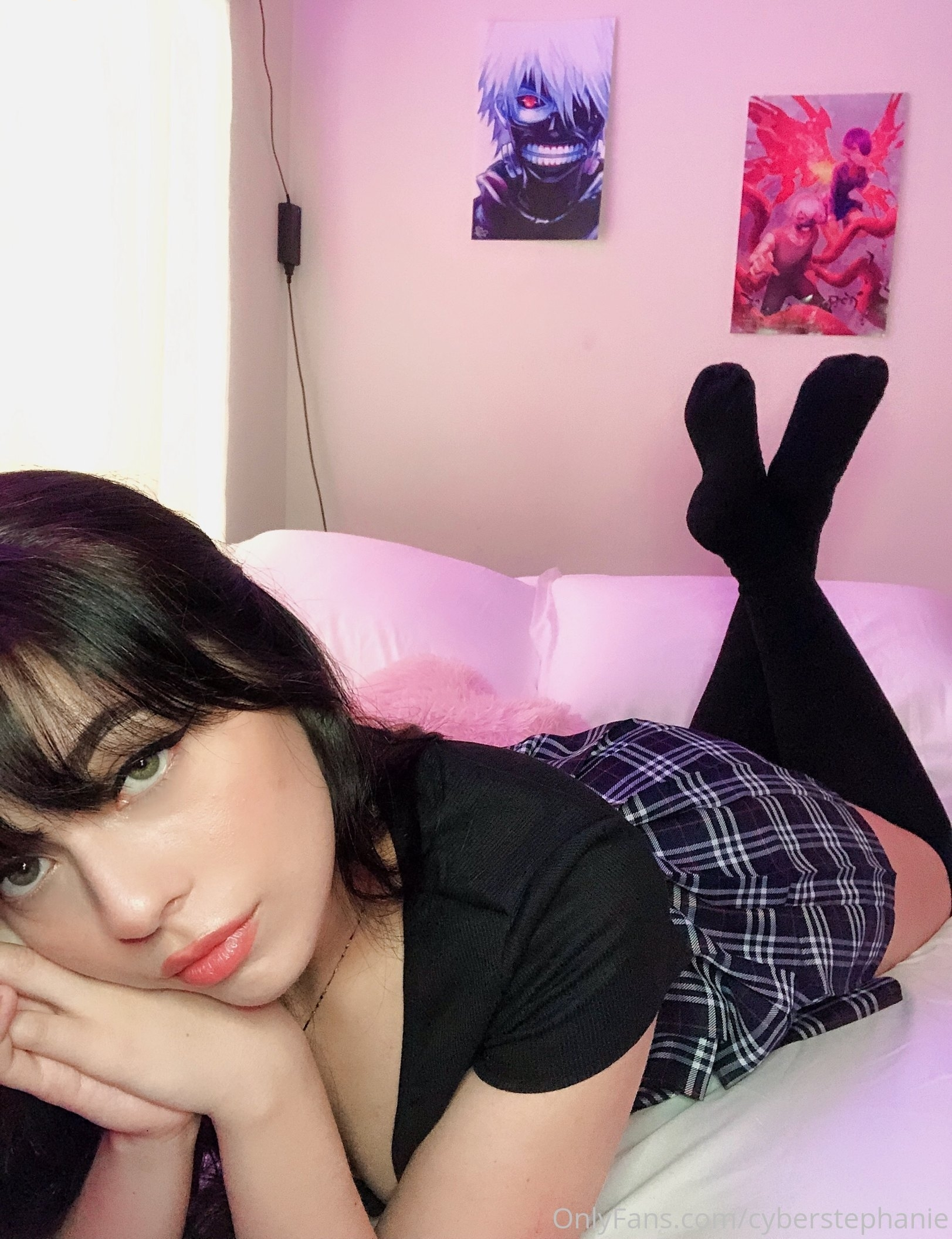 Cyberstephanie Onlyfans Nude Leaked Photos 0184