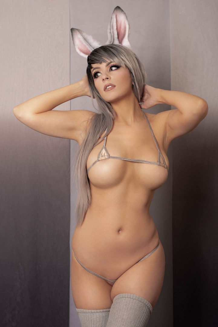 Daniellebaloo Nude Bunny Onlyfans Photos 0063
