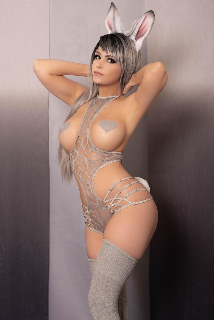 Daniellebaloo Nude Bunny Onlyfans Photos 0067