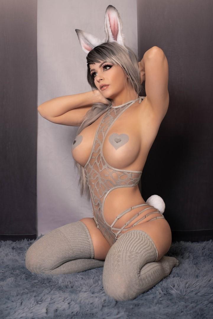 Daniellebaloo Nude Bunny Onlyfans Photos 0073