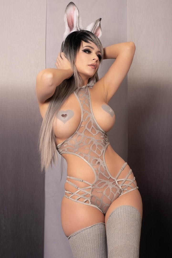 Daniellebaloo Nude Bunny Onlyfans Photos 0078