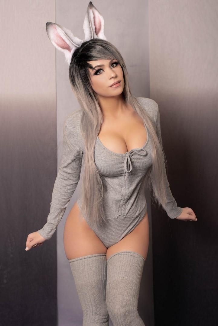 Daniellebaloo Nude Bunny Onlyfans Photos 0079