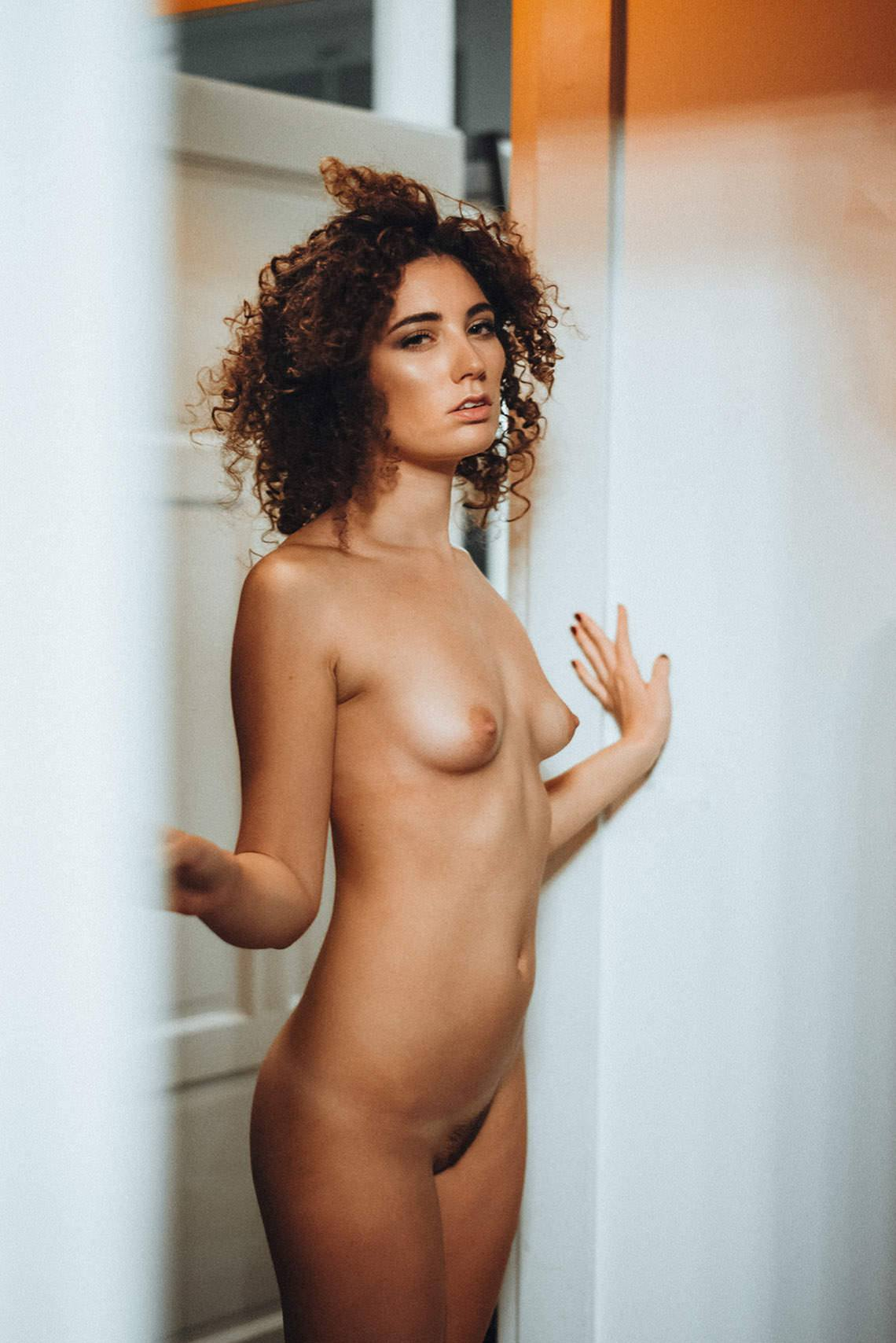 Desiree Timm – Sexy Body In Naked Photoshoot By Dennis Kilch (nsfw) 0001