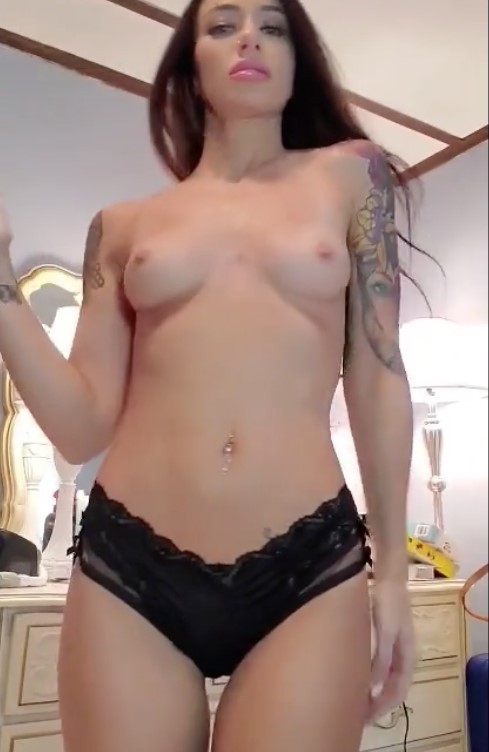Hottea Onlyfans Nude Twitch Streamer Video 9 1