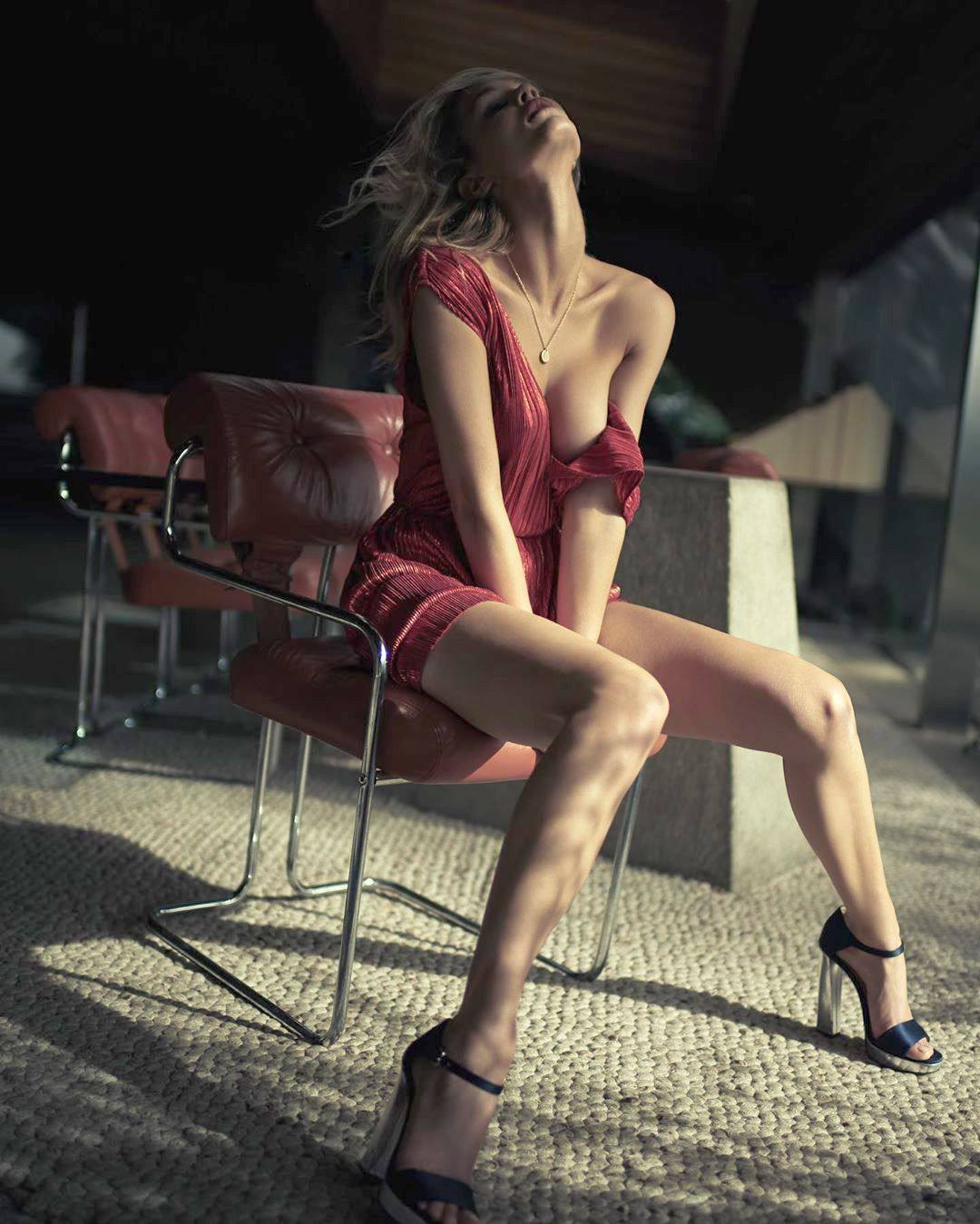 Joy Corrigan – Sexy Ass In Hot Naked Photoshoot 0002