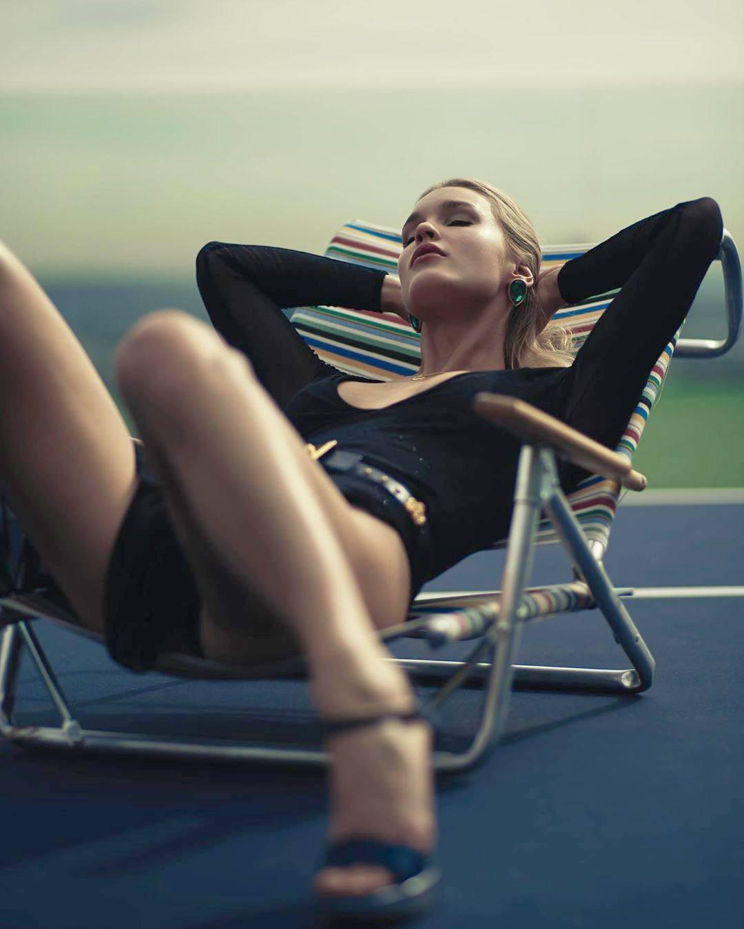 Joy Corrigan – Sexy Ass In Hot Naked Photoshoot 0003
