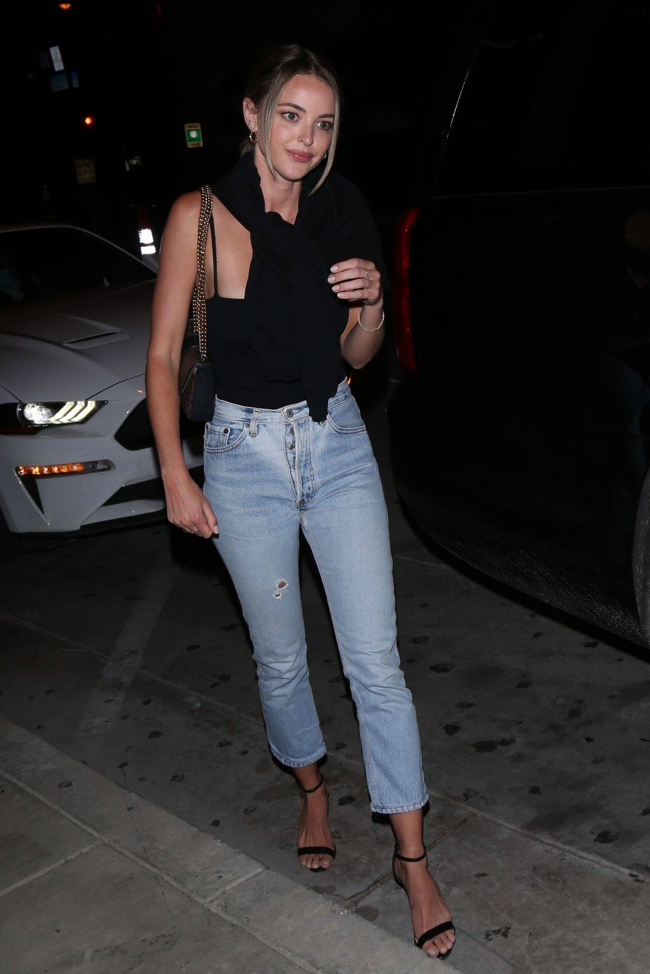 Kaitlynn Carter – Beautiful Candids Out In West Hollywood 0005