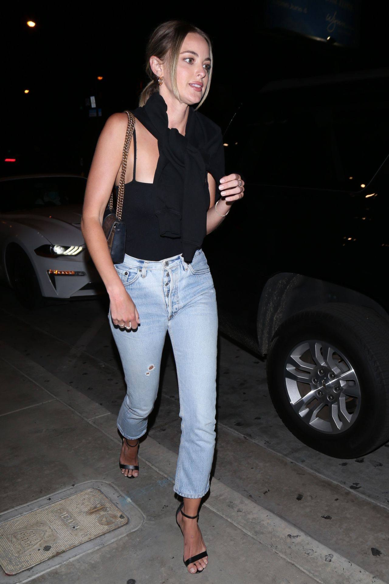 Kaitlynn Carter – Beautiful Candids Out In West Hollywood 0014