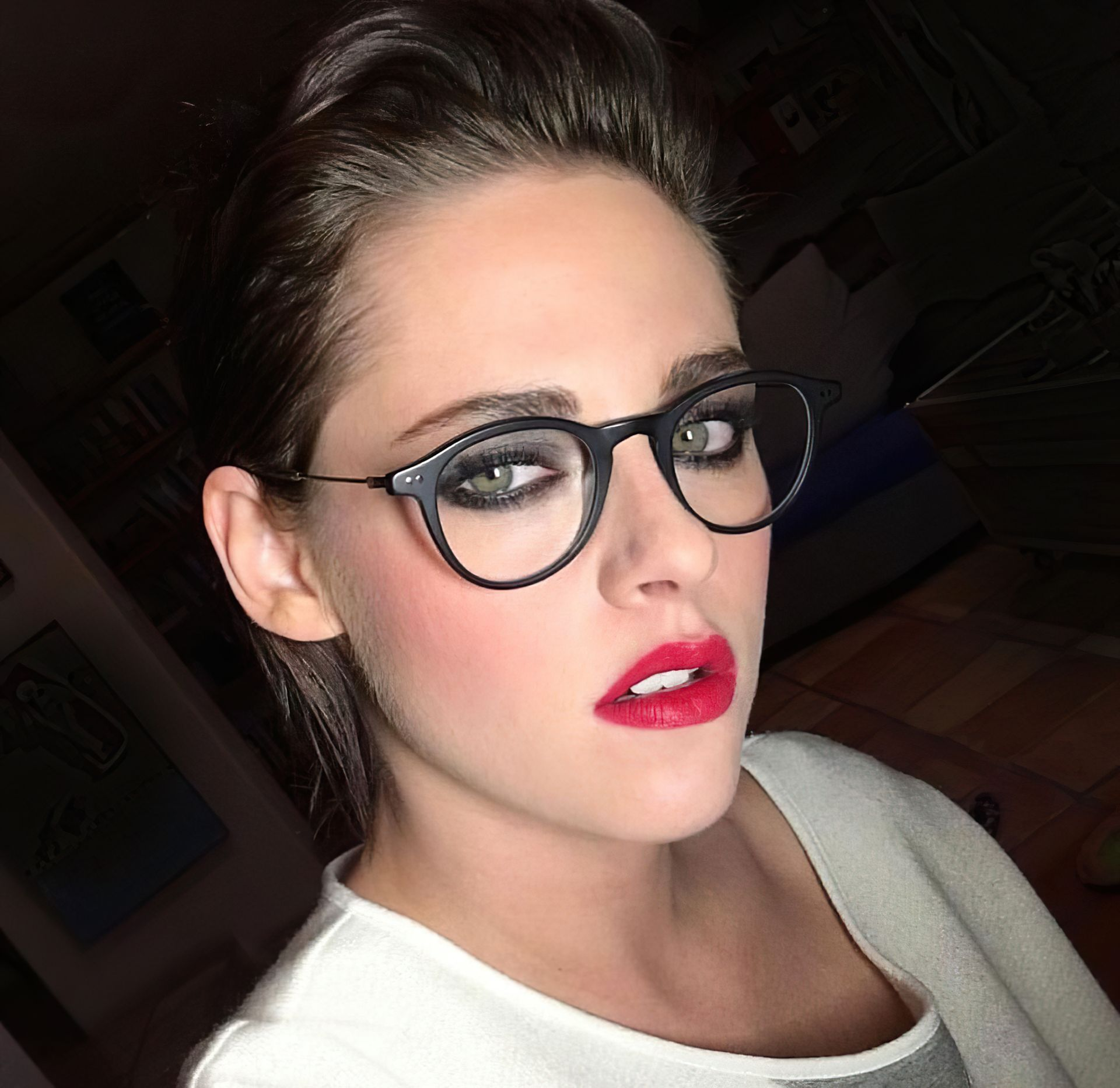 Kristen Stewart Nude & Sexy Leaked The Fappening 0005