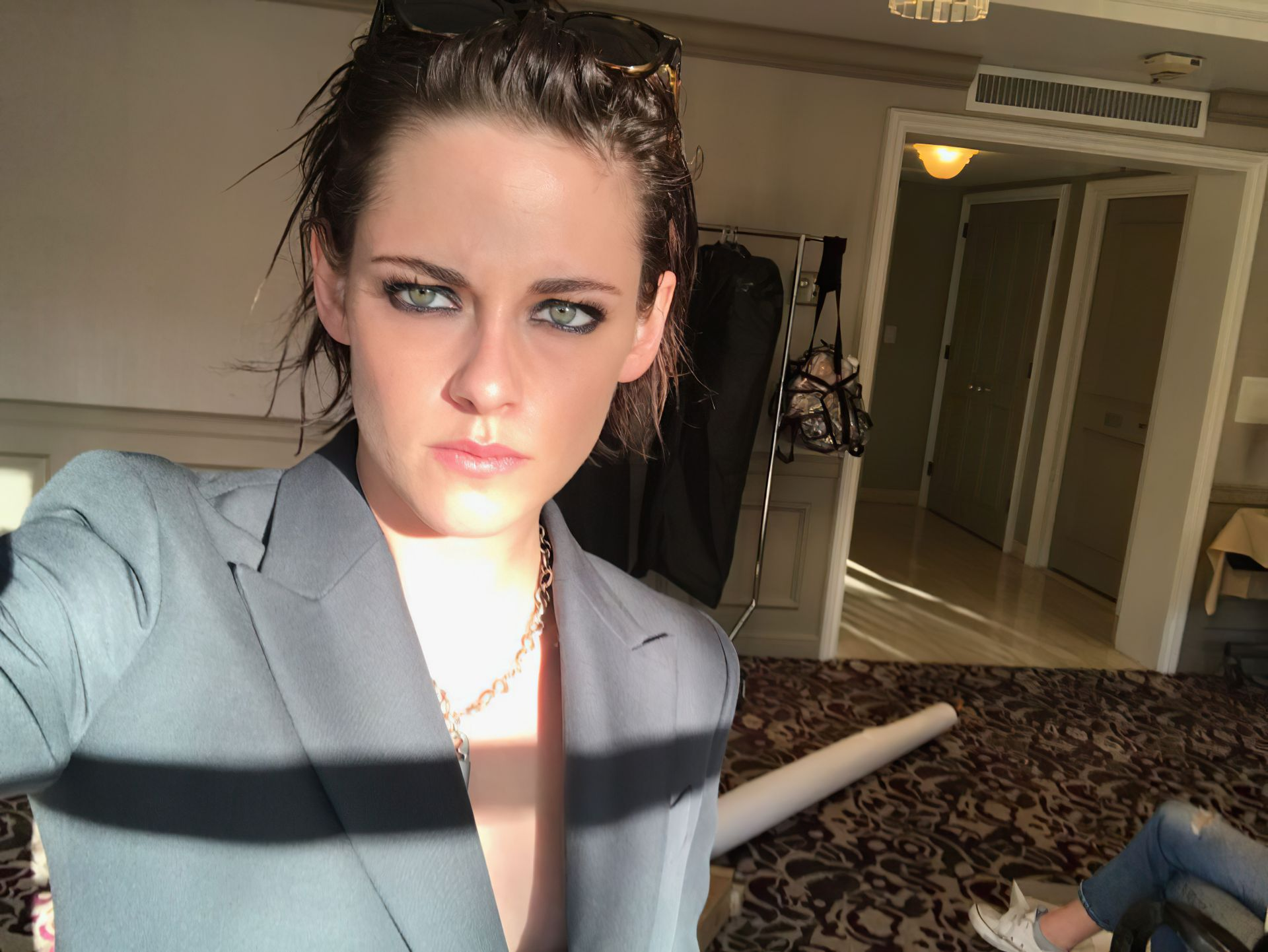 Kristen Stewart Nude & Sexy Leaked The Fappening 0006