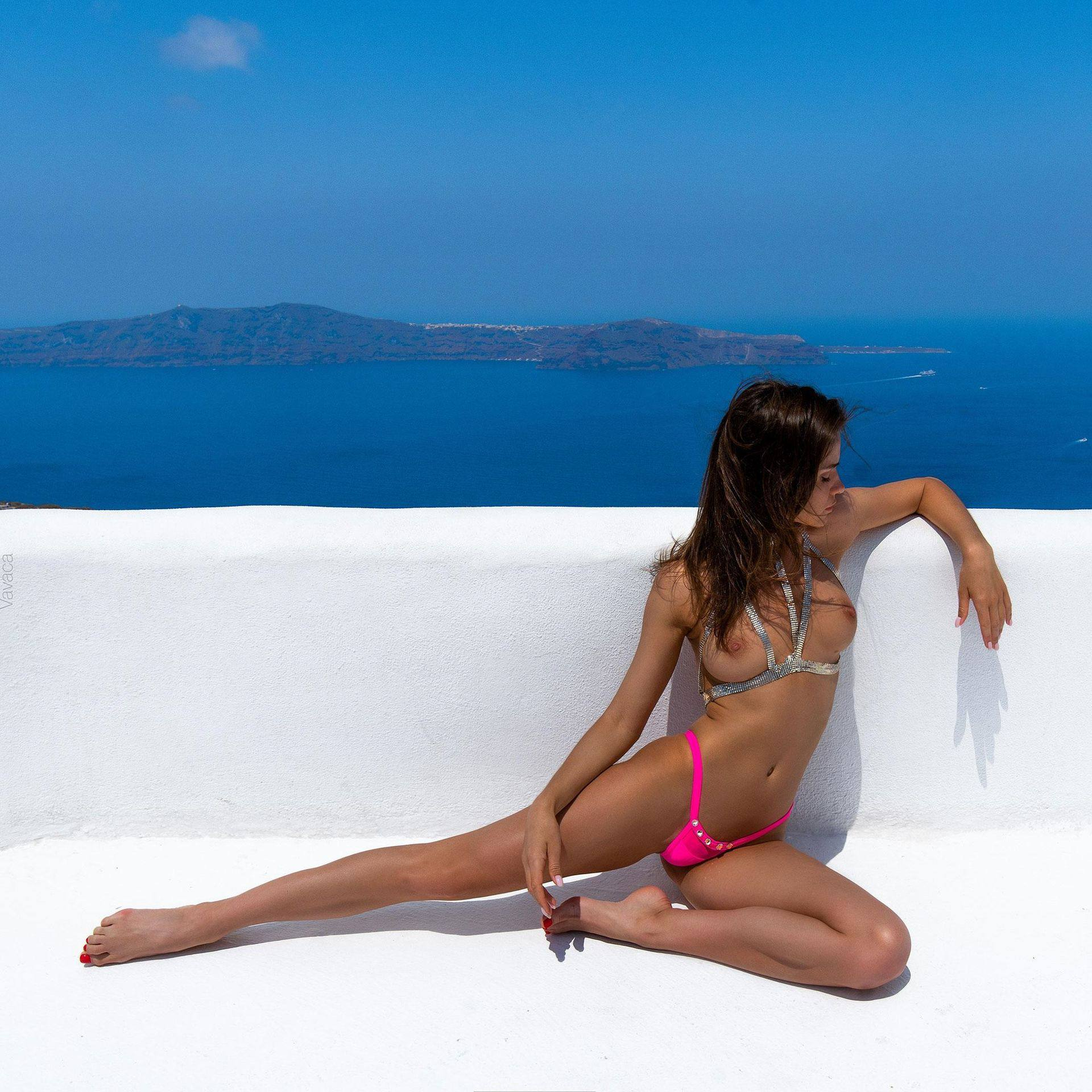 Kristina Makarova – Hot Body In Topless Photoshoot By Vladimir Nikolayev (nsfw) 0007