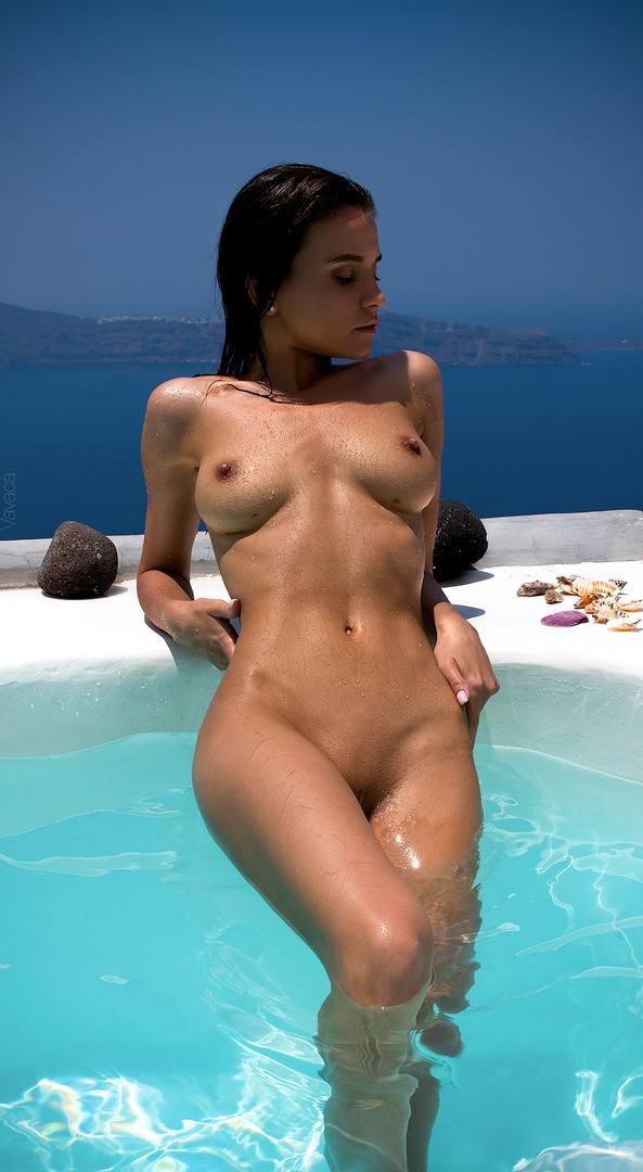Kristina Makarova – Sexy Body In Hot Full Frontal Naked Photoshoot (nsfw) 0003
