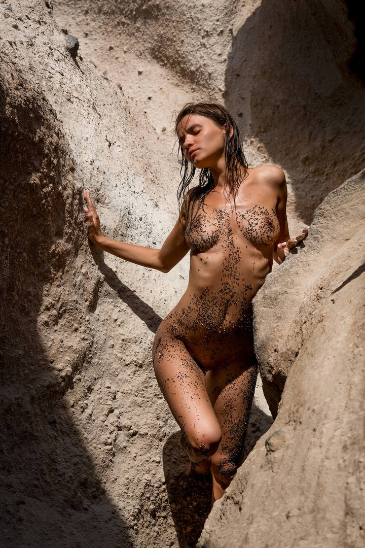 Kristina Makarova – Sexy Body In Hot Full Frontal Naked Photoshoot (nsfw) 0012