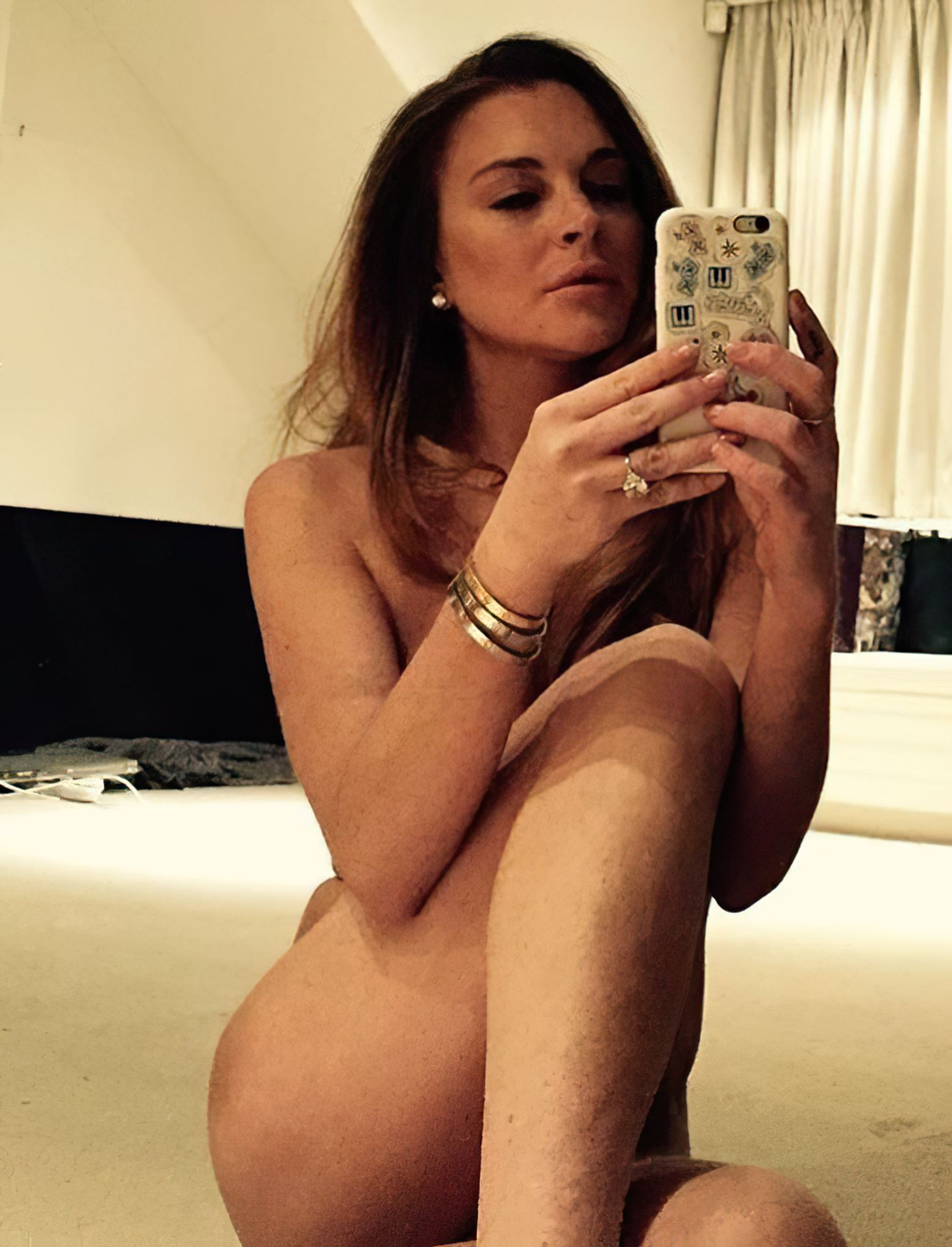 Lindsay Lohan Sexy Leaked The Fappening0005
