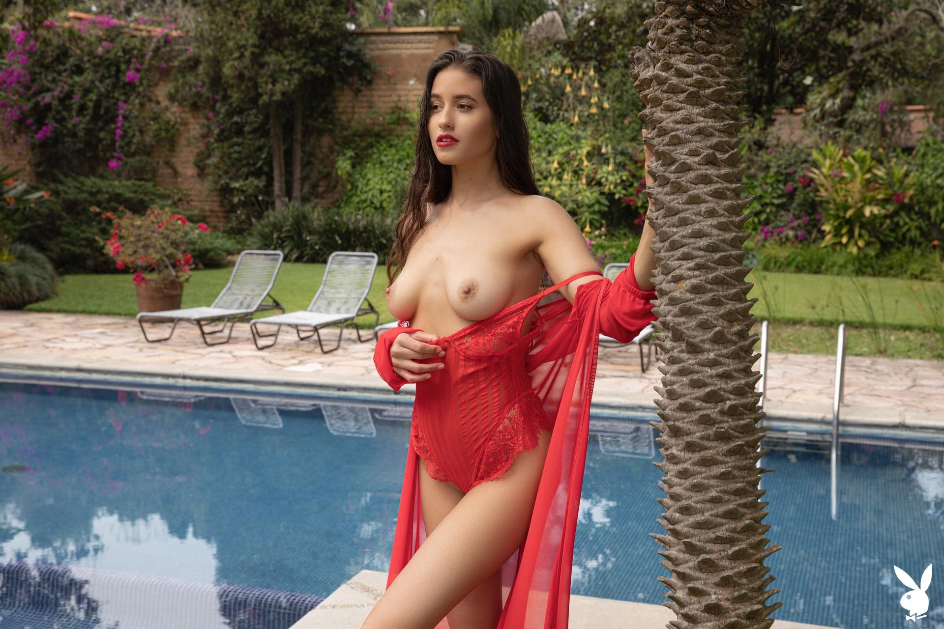 Megan Blake In Crimson Heat Playboy Plus (3)