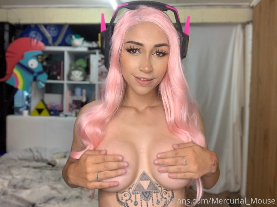 Mercurial Mouse Onlyfans Nude Photos 12