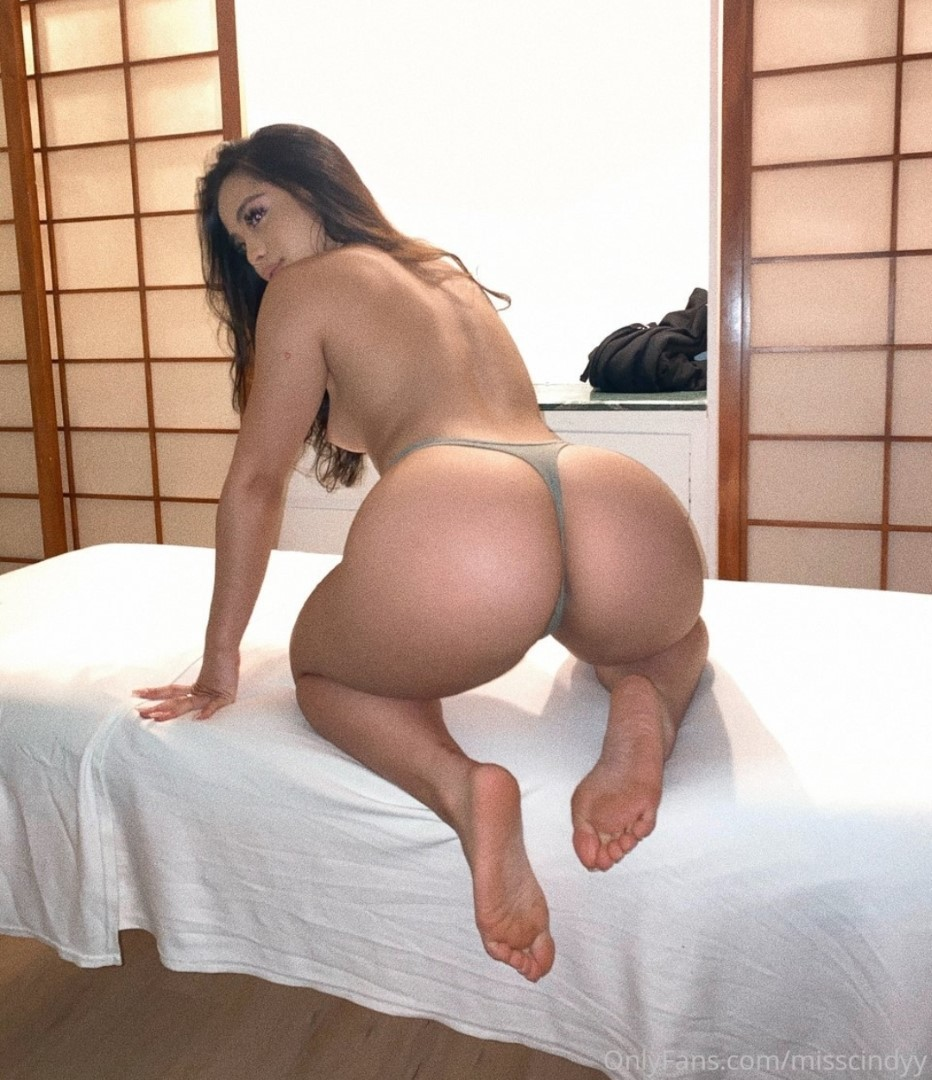 Misscindyy Onlyfans Nude Lekaed Video And Photos 30