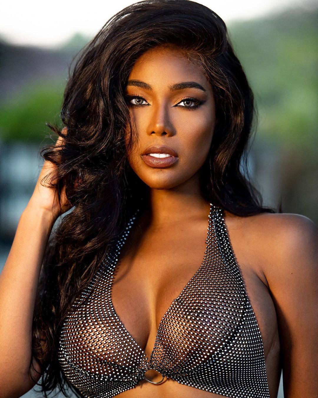 Monifa Jansen – Beautiful Boobs And Ass In Hot Instagram Pictures 0013