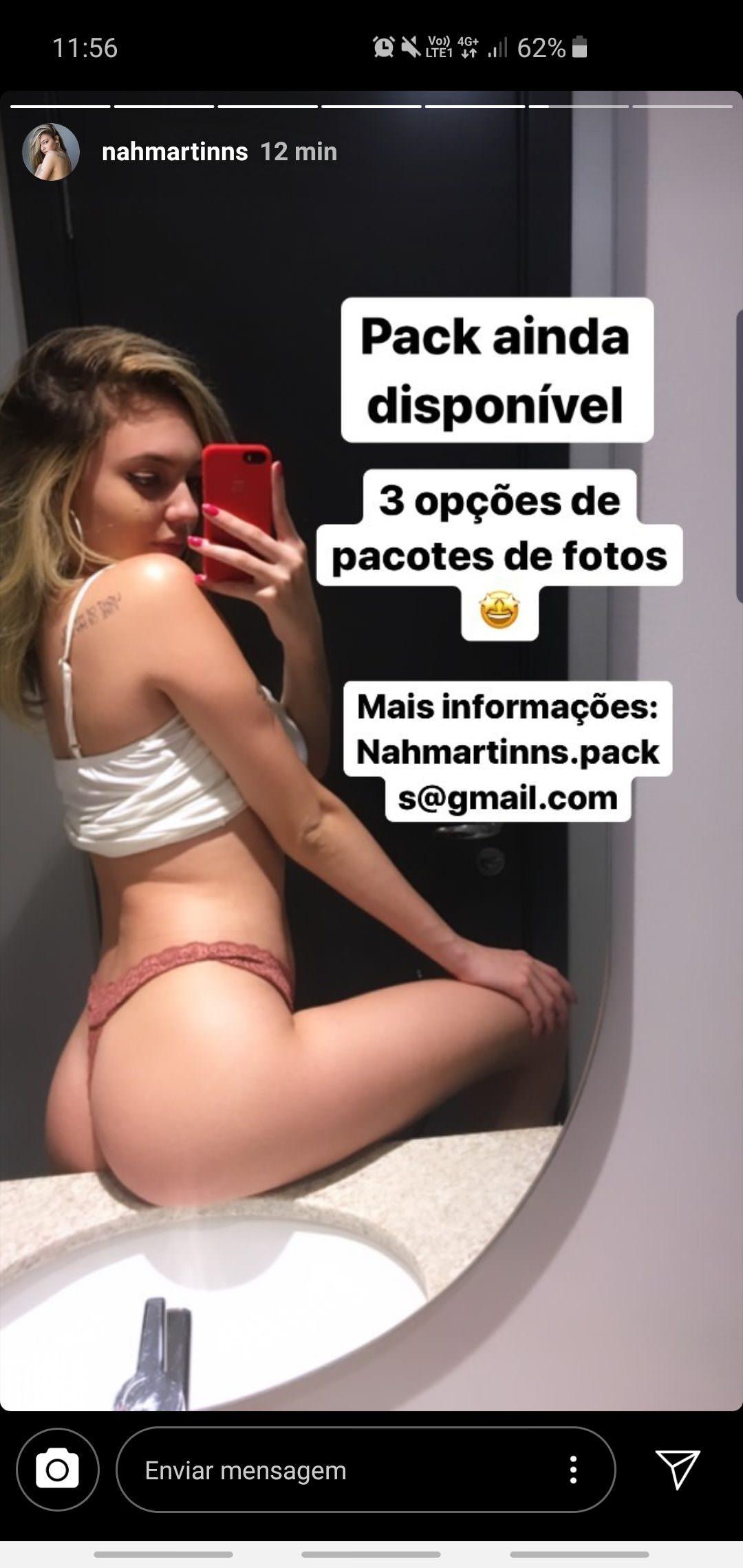 Natalia Martins Nude Photos! (nahmartinns) 0009