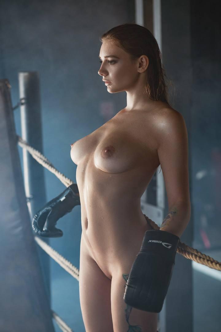 Natasha Tikhomirova – Beautiful Boobs In Hot Naked Photoshoot (nsfw) 0002