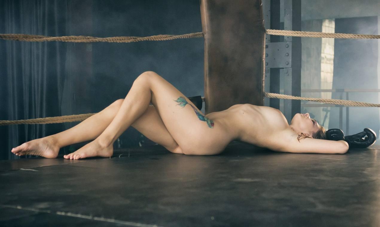 Natasha Tikhomirova – Beautiful Boobs In Hot Naked Photoshoot (nsfw) 0009