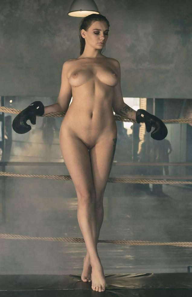 Natasha Tikhomirova – Beautiful Boobs In Hot Naked Photoshoot (nsfw) 0012