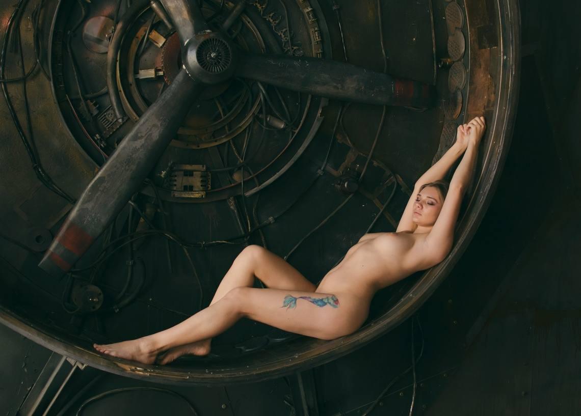 Natasha Tikhomirova – Beautiful Boobs In Hot Naked Photoshoot (nsfw) 0022